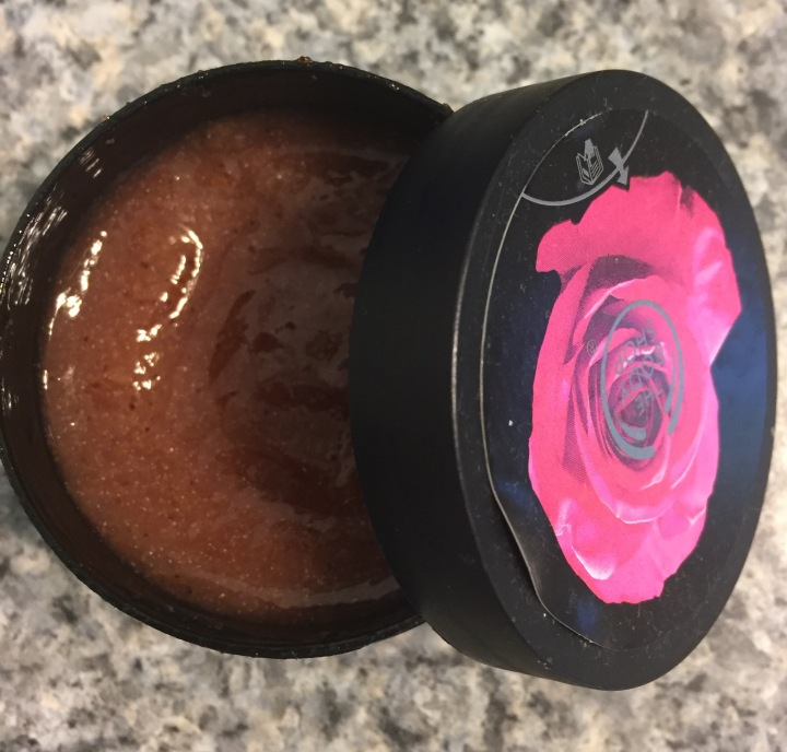 A Fantastic Gel Body Scrub